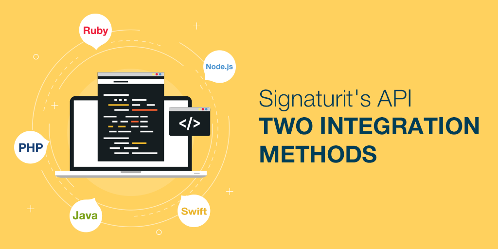 How to integrate Signaturit into your CRM or ERP