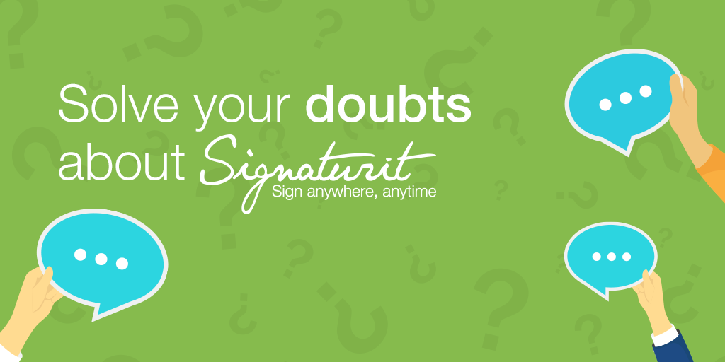 6 questions about Signaturit services