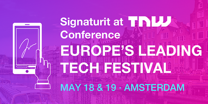 B_Signaturit at TNW Conference 2017.png