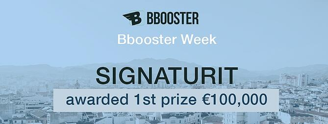 EN_B_Signaturit wins first prize Bbooster Week.jpg