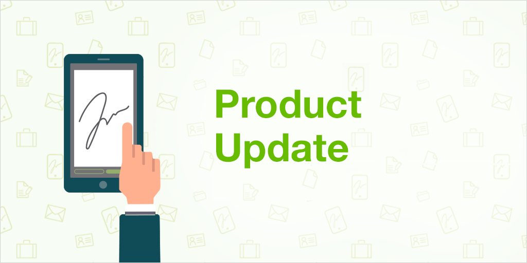 product-update-august-2018