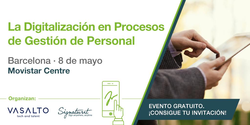 Evento_Barcelona_digitalización_procesos_gestión_personal