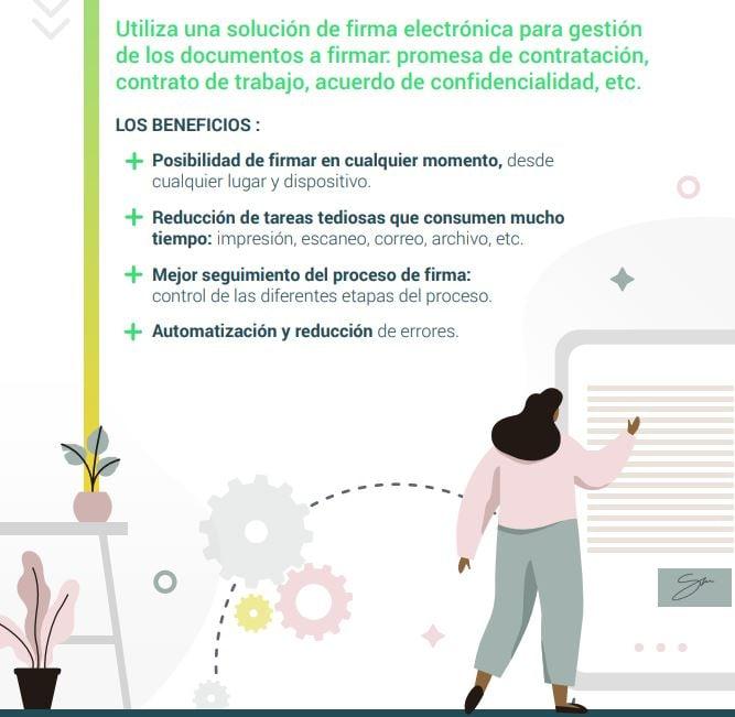 Signaturit ayudando a la transformación digital de los recursos humanos