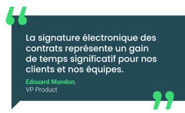 Citation Edouard Mandon