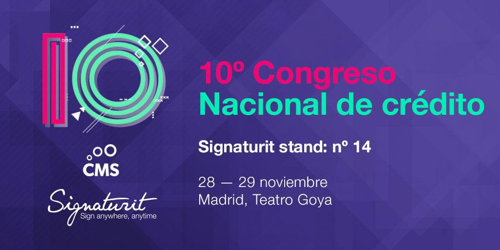 CongresoNacionalCrédito_Signaturit (ES)