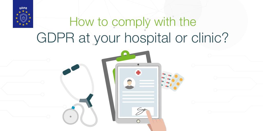 GDPR_hospitals_clinics