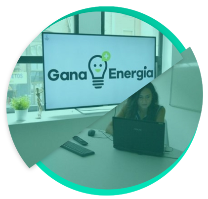 What motivated Gana Energía to start working with Signaturit?