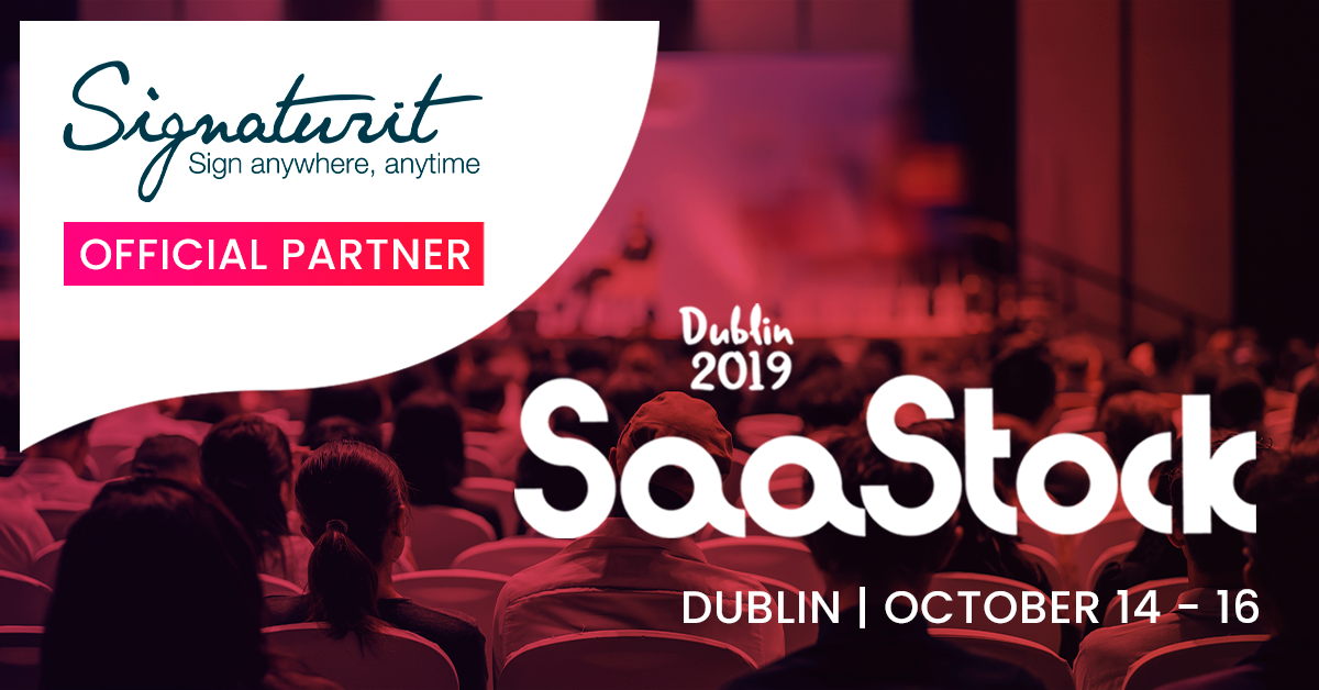 Signaturit, present at Saastock 2019