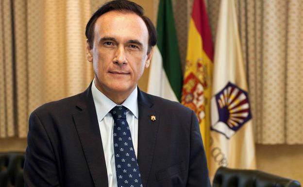 José Carlos Gómez Villamandos, President of the Conference of Rectors of Spanish Universities (CRUE)