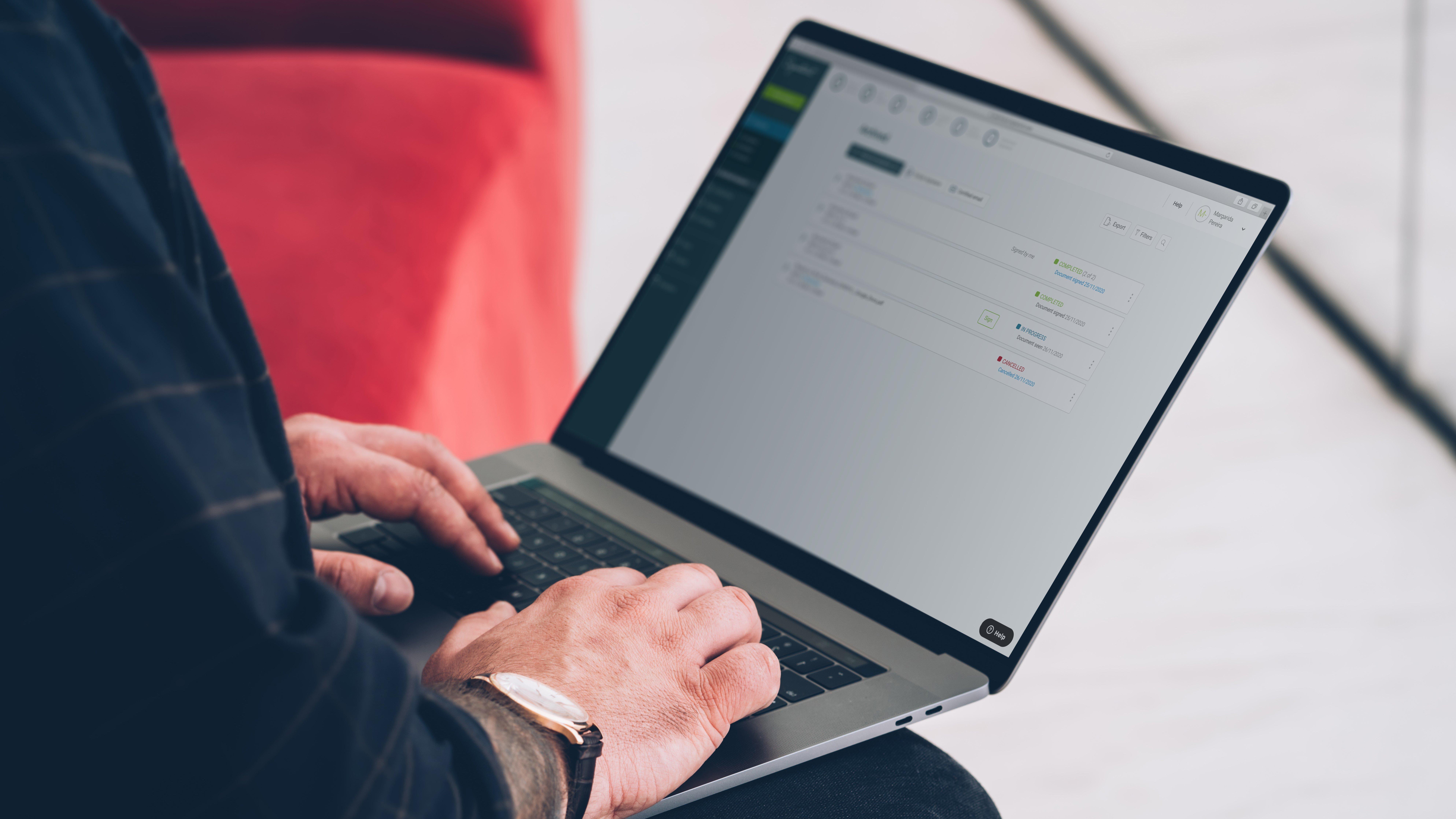 Signature électronique et smart contract