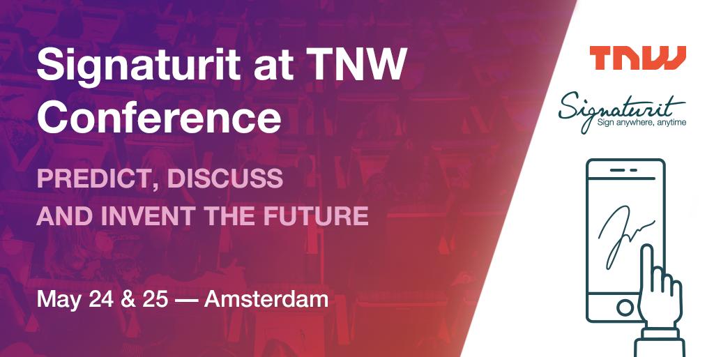TNW conference banner EN
