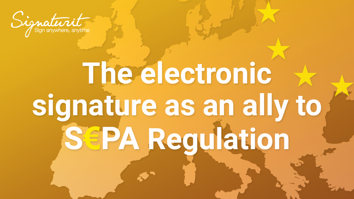 The SEPA Mandate The Validity of Electronic Mandates