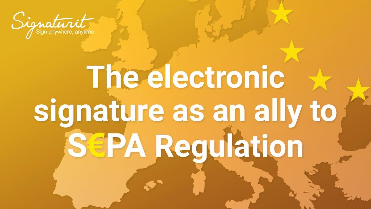 The SEPA Mandate The Validity of Electronic Mandates