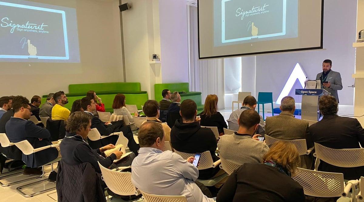 evento sobre la digitalización de los procesos de contratación en 2020