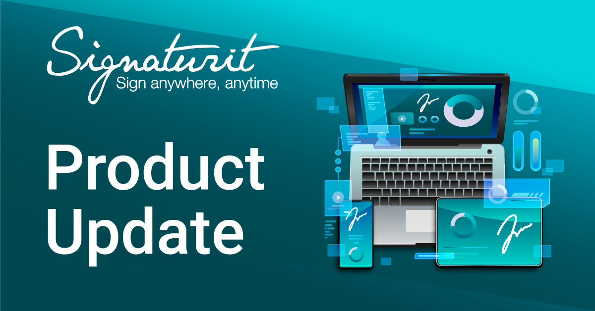 Signaturit_Product update - June 2019