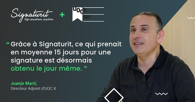 Cas client UOC X
