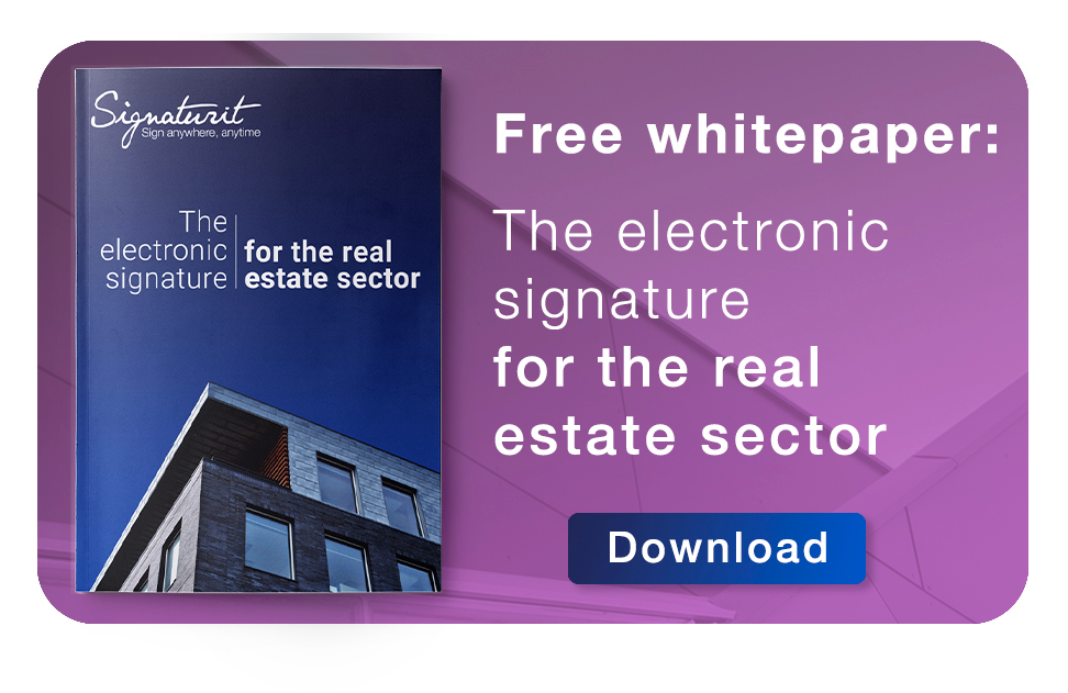 Download Whitepaper eSignatures for the Real Estate Industry